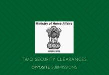 MHA takes contradicting stands in the security clearance for 2 channels - Swamy files a PIL in SC seeking clarity