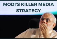 Modi successfully turned the tables on the media