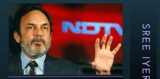 CBI files an FIR against the promoters of NDTV Prannoy Roy and Radhika Roy for defrauding ICICI to the tune of 48 crores