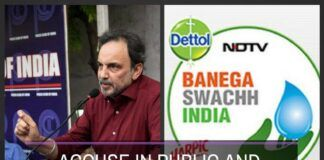 Prannoy Roy met with Modi twice to try and get out of the pickle he is in