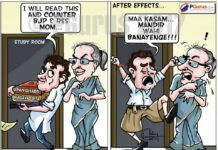Gita ke Side Effects? Will it make RaGa a changed man?