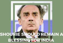 A take on Shourie