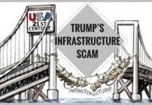 Infrastructure Scam