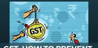 GST: How To Prevent Profiteering