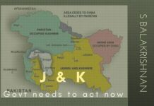 If the govt. does not act swiftly in J & K, future generations will read a different geography of India