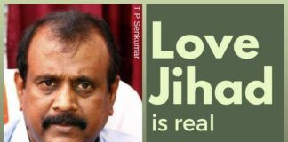 The intelligence officer who worked on Love Jihad confirms its existence