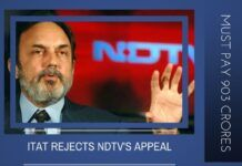 With ITAT rejecting NDTV's appeal, the question is where NDTV will find the money to pay the fine