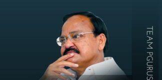 Congress charges, Venkaiah Naidu rebuts and Team PGurus analyzes...