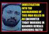 Investigation into death of man killed in encounter reveals Hurriyat involvement in terrorism