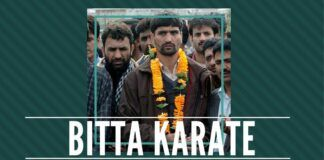 Bitta Karate admitted in a video conversation that he and other separatists received huge doles from ISI