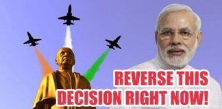 Chinese construction for Sardar Patel's statue is unacceptable