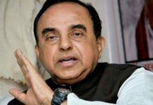 Dr Subramanian Swamy (Image credits Zee News)