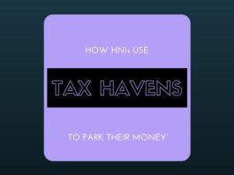How High Networth Individuals (Karti claims to be one) park their money in Tax Havens