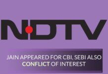 Hushing up conflict of interest in 3 different high profile cases will come to haunt Sanjay Jain