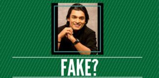 Is Rahul Easwar not what he claims to be?