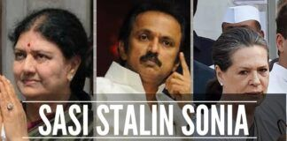 will Sasikala and her group of MLAs join hands with DMK and Congress?