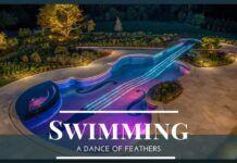 Swimming retreat