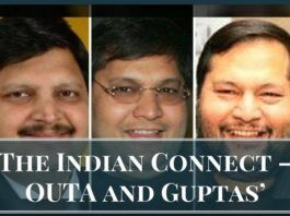 OUTA & Gupta - The Indian Connect