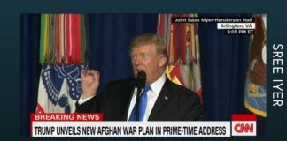 In a new South Asia Policy, Trump vows to re-build Afghanistan with India's help
