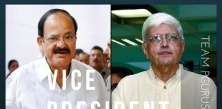 The combined Opposition candidate Gopalkrishna Gandhi, fails to pass the fairness test
