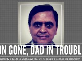 Son Magistrate terminated from service; is the father, V P Vaish, in trouble too?