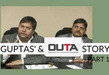 Guptas and OUTA Story