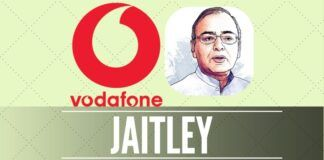 Jaitley is advocating an about turn in the Vodafone case, on the advice of a learned legal luminary.