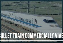 Is Bullet Train Is Commercially Viable