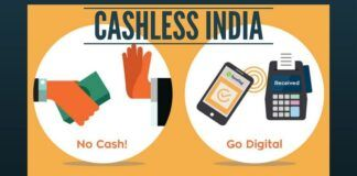 Cashless India - Digital India