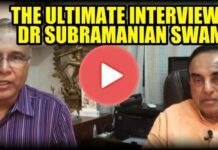 Dr Subramanian Swamy interview