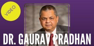 Gaurav Pradhan - IT man turned entrepreneur who dabbles in political predictions