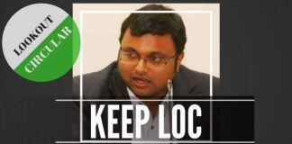 The CBI argues forcefully in the Supreme Court that the LOC against Karti should stay