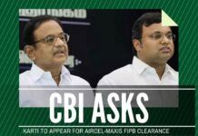 Aircel-Maxis case heats up as CBI summons Karti to appear before it