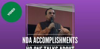 Subramanian Swamy -The essence of Hindutva and what it means to an individual and the society