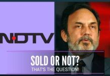 What are the undercurrents behind the new transfer of ownership of NDTV?