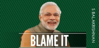 Media keeps blaming NaMo for even unrelated events
