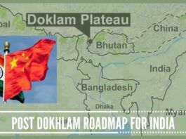 Post Dokhlam Roadmap for India