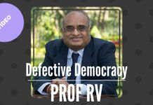 In a wide ranging discussion, Prof. RV talks to PGurus on how Democracy is becoming Demock-racy by citing MLA-napping