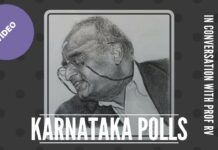 Prof R Vaidyanathan (RV) on Karnataka Polls, State Flag, Lingayat demand for a separate religion and more