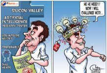 Is this latest visit of Rahul Gandhi to the Silicon Valley an attempt to acquire new tools to counter Modi?