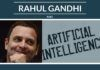 Artificial Intelligence and Rahul Gandhi