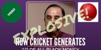 Is IPL a Black Money generating machine for a select few? How a chosen few are gaming the game of cricket!