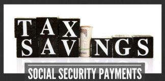 Tax or Saving : Social security payment