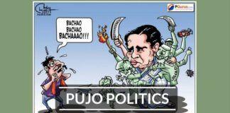 Is Mamata playing Pujo politics?