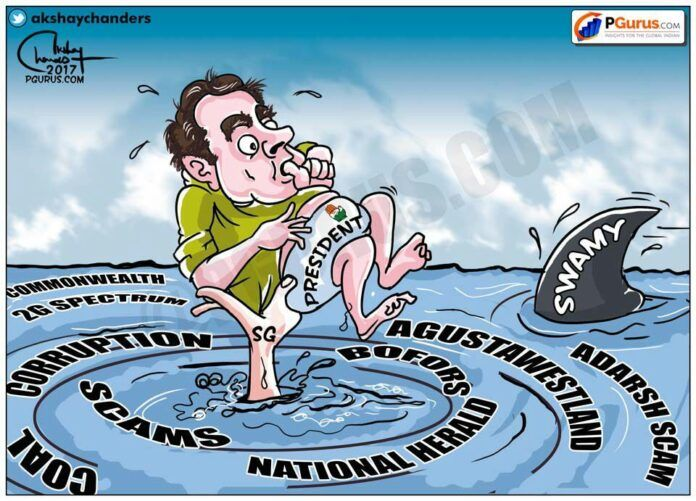 Baahubali or Pappubali? The cartoon says it all!