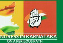 Congress on a perilous path in Karnataka