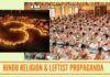 Defaming Hindu religion: A British and leftist propaganda