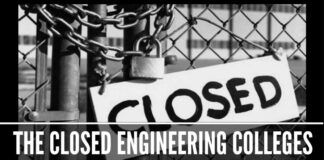How to Use 'Closed down' Engineering Colleges Effectively