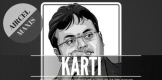 Karti defies CBI summons for a second time, in the Aircel-Maxis scam