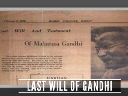 Why did the Congress not heed the last wish of the Mahatma?